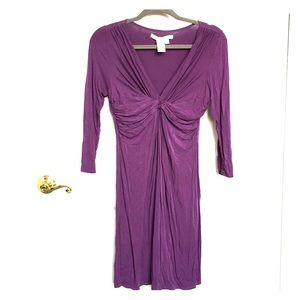 Purple Max Studio dress